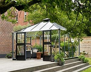Oasis ja Grand Oasis 8,8 - 18,8 m²