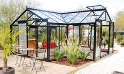 ACD viherhuoneet 10,3 - 22,6 m²