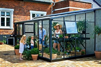 Veranda 4,4 - 12,9 m²