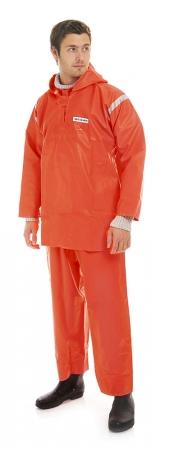 Anorakki 817 OCEAN, 540g PVC, oranssi (15000mm)