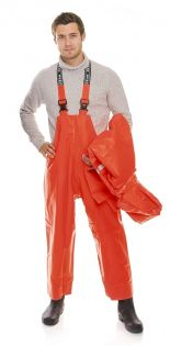 Avohaalari 916 Ocean, 540g PVC, oranssi (15000mm)