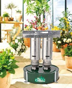 BioGreen Warmax Power 5  -valopetrolilämmitin 4-liekkinen, 0,6 kW