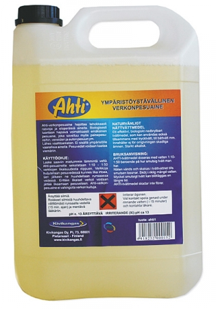 Ahti-verkonpesuaine 5 l