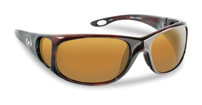 NASSAU Dark Tortoise/Amber, Flying Fisherman