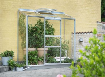Växthus Halls Altan 1,3 m² glas
