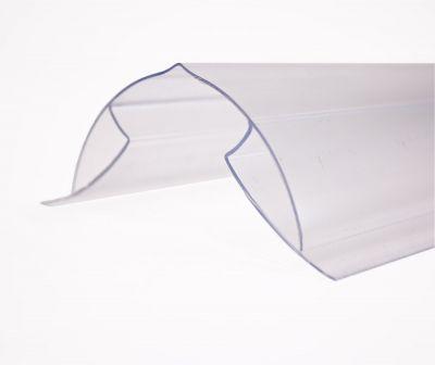 Harjaprofiili/harjaliitos, pituus 150 cm