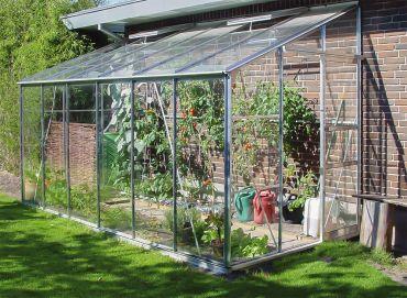 Växthus Halls Royal Vägg 7,2 m² glas