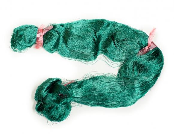 Pietarin Verkkoliina vihreä 55mm 3,0m lanka IronSilk pituus 60m
