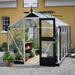 Växthus Juliana Compact 8,2 säkerhetsglas