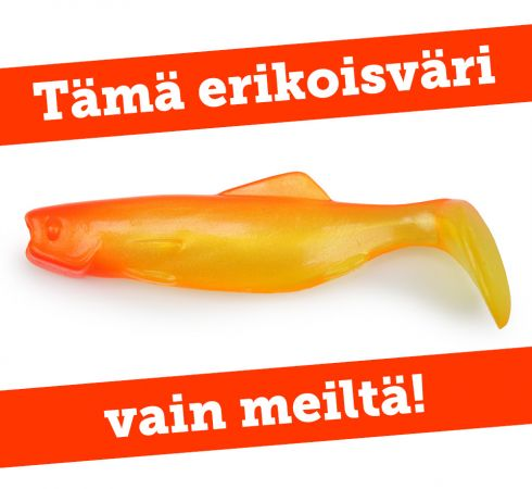 Jigi Orka Shad, LARSMO-Orange