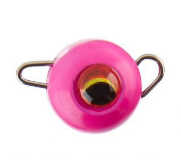 Jigghuvud Cheburashka Prorex FX Jig System Tungsten, Pink, Daiwa