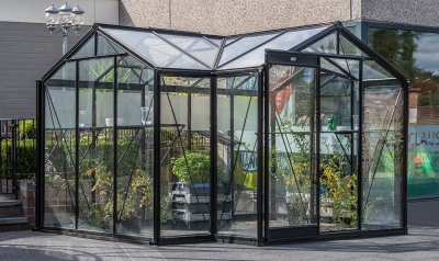 Kasvihuone ACD Aurelie 10,3 m²