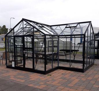 -40% MALLIHUONE Botanica E - musta 21,5 m²