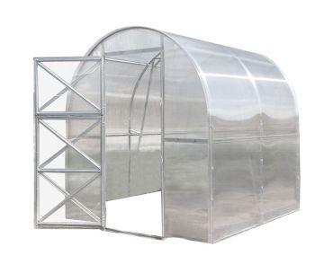 Kaarikasvihuone TUNNEL 4 m²