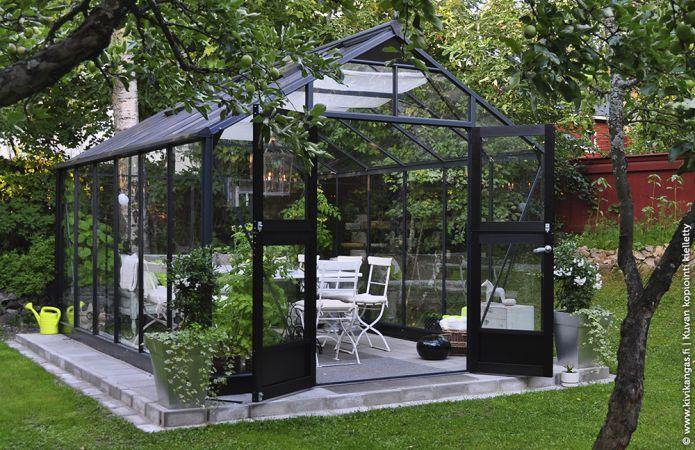 Juliana Premium 13,0 m² -kasvihuonepaketti varuste-edulla