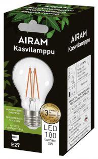 Kasvilamppu 5W Airam Plant Led 180lm