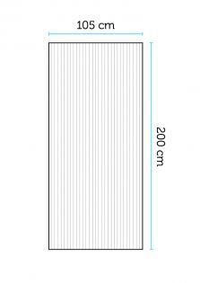 Kennolevy 6 mm, 105x200 cm