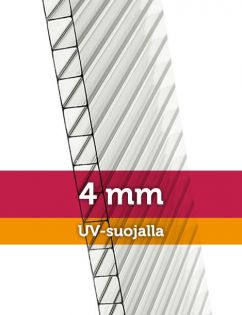 Isolerplastskiva 4 mm, 61x150 cm