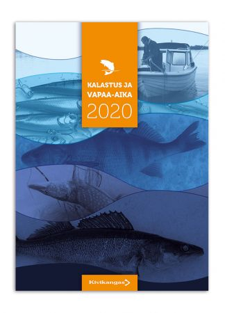 Kalastus ja Vapaa-aika 2020 -esite (valitse maksuton toimitustapa)