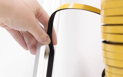 kasvihuoneen lasien tiivistenauha
