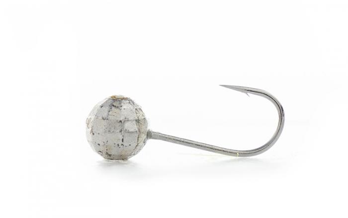 Volfram mormyska boll Ø 4,5 mm, silver