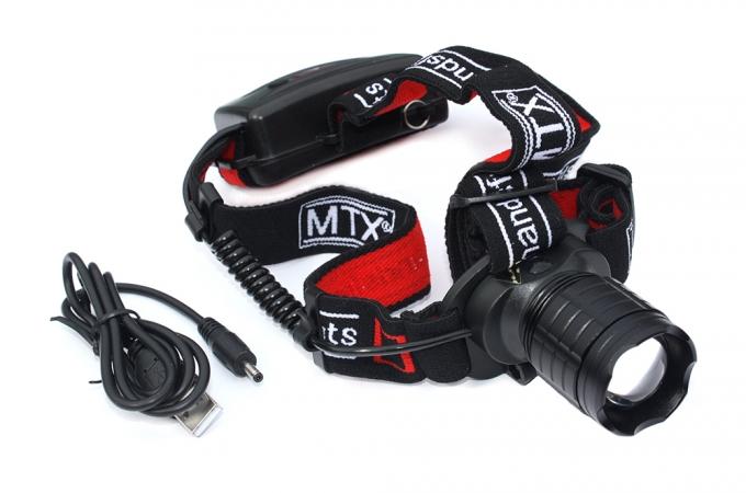 Otsalamppu MTX 1121 pro 600lm