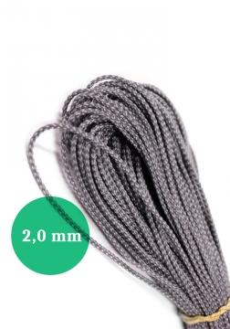 Paulasiima ½-monofil halkaisija 2,0mm