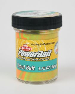 Syöttitahna Berkley PowerBait, Rainbow, 50 g