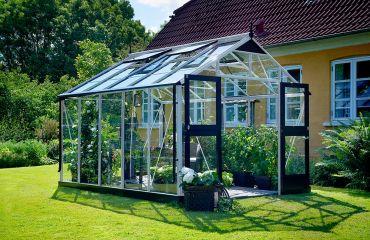 Växthus Juliana Premium 10,9 säkerhetsglas