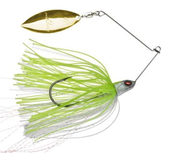 Uistin Prorex Spinner Bait 10,5 g, Pearl Chartreuse, Daiwa