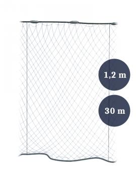 Pystyriimuverkko 120mm x 1,2/1,8 lanka 0,30 pituus 30m, Pietarin kaksoispaula