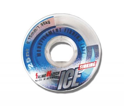 Ice Sinking monofilsiima 0,10 mm, pituus 25 m POISTOTARJOUS