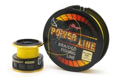 Stinger Power Line -kuitusiima 150m, keltainen