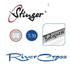Teleskopspö Stinger RiverCross Bolognese