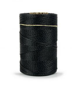 Rygglina till långrev, svart Ø 1,5mm