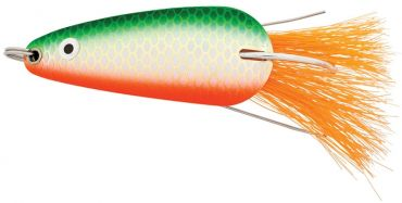 Stinger Whisker -uistin pituus 60mm paino 15g, väri STW152