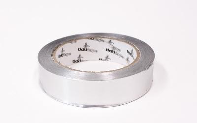 Alumiiniteippi kennolevyn päähän, 25 mm
