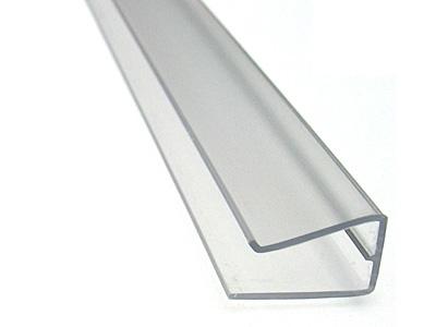 U-lista 10 mm kennolevyyn, pituus 210 cm