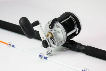 "Uistelusetti Strikeforce/Jupiter 8"", Daiwa"