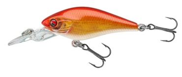 Vaappu Baby Crank 4 cm, 3 g, Live Orange Bleak, Daiwa