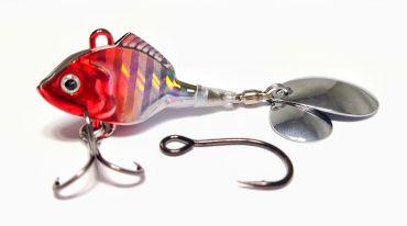 Drag Ruthless Perch Spinner 14 g, färg 04