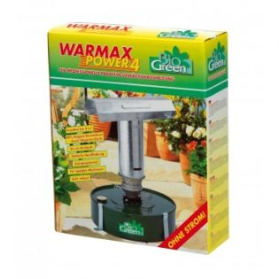 BioGreen Warmax Power 4 -valopetrolilämmitin 2-liekkinen, 0,3 kW